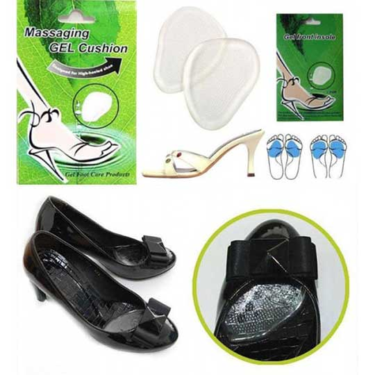 gel pads for heels