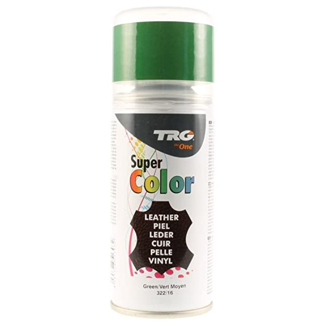 Green Spray Paint