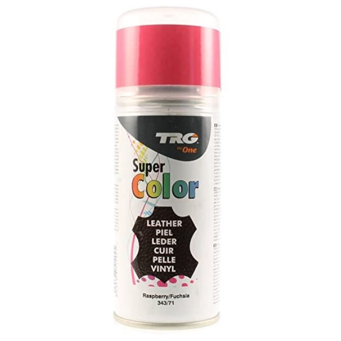 Raspberry Spray Paint