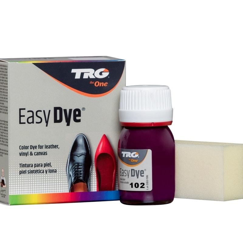 102 Dark lilac shoe dye