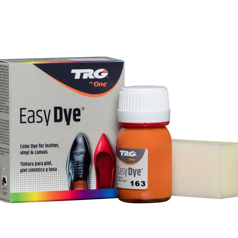 163 Pale Orange shoe dye